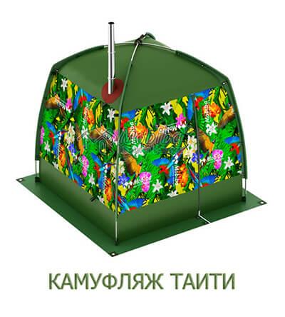 Ранцевая мобильная баня Кайфандра РБ-170 Камуфляж таити