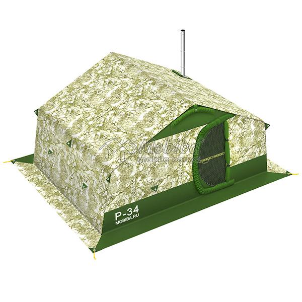 Жилая палатка Роснар Р-34